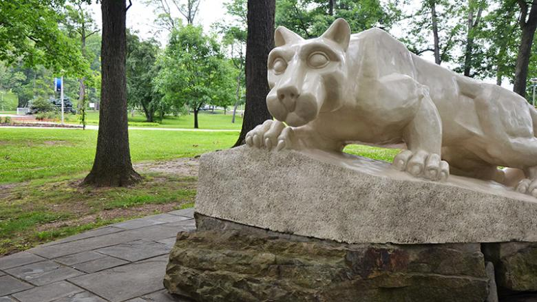 Lion Shrine at Penn State Altoona