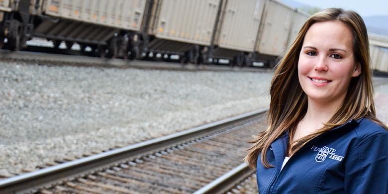 My Penn State Altoona - Shelby Stigers Headshot