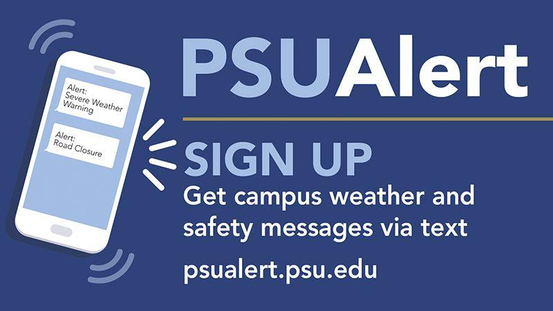 PSUAlert Information