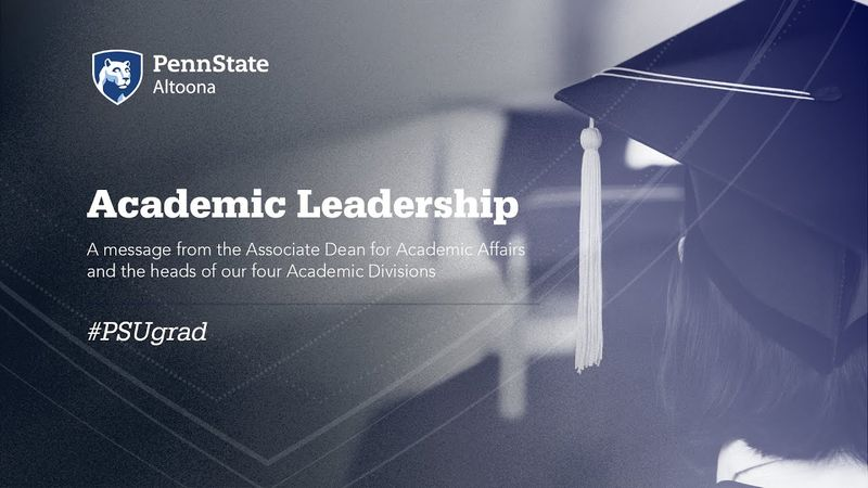 Academic Leadership | 2020 Commencement