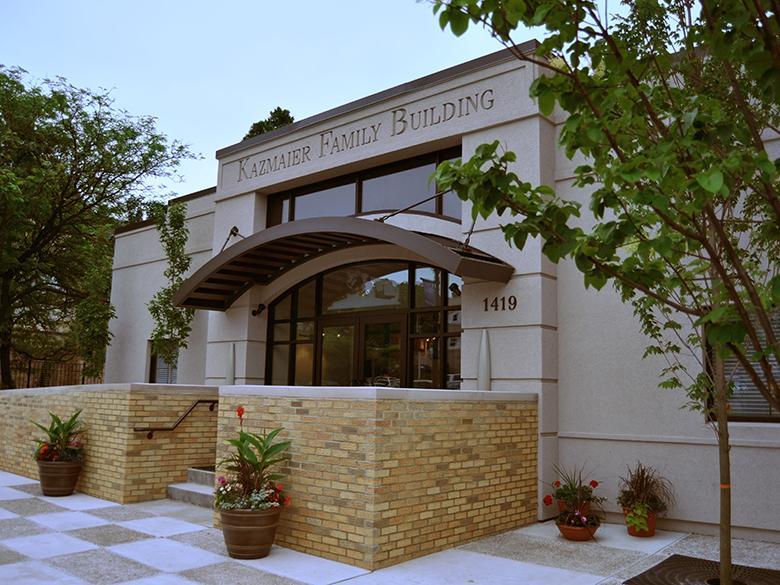 Kazmaier Family Building