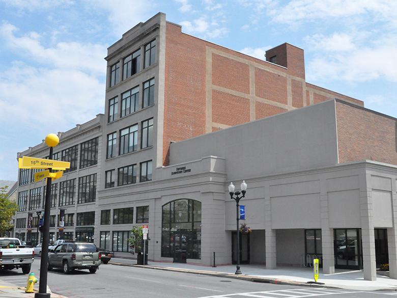 Devorris, Aaron, and Penn Buildings