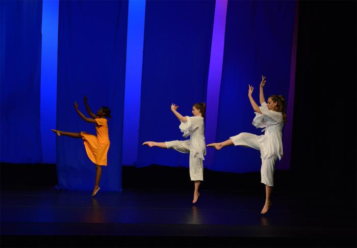 Ivyside Dance Ensemble performance