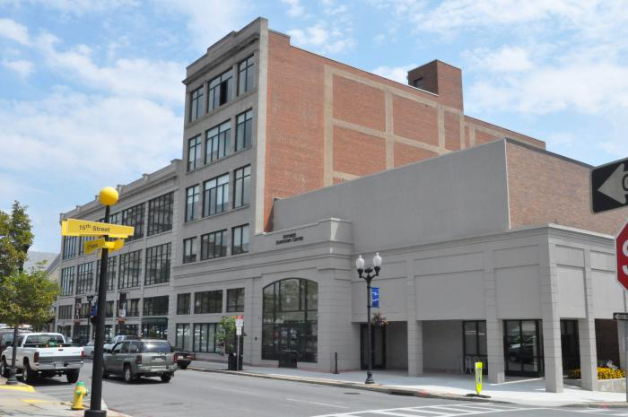 Devorris Downtown Center, Aaron, and Penn Buildings