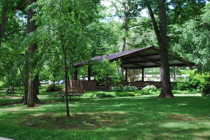 Laurel Pavilion