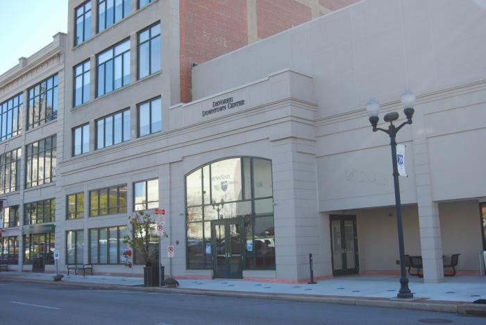 Devorris Downtown Center
