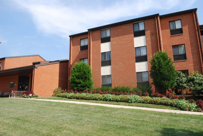 Spruce Residence Hall