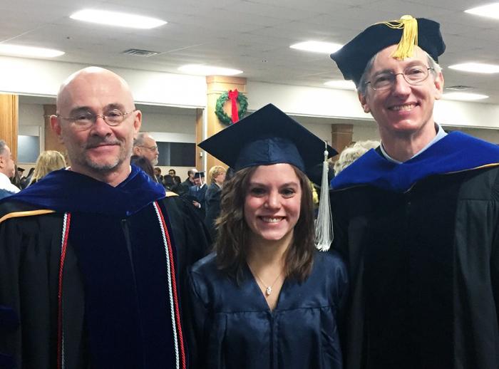 Doug Page, Tabetha Paterick, Mark McNicholas