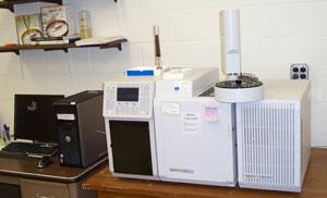 Gas Chromatograph Mass Spectrometer (GC-MS)