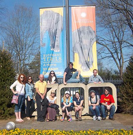 Honors Trip to Washington D.C. (spring 2013)