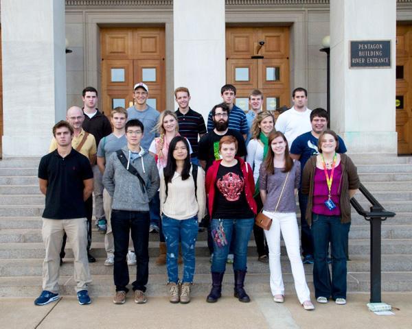 Honors Trip to Washington D.C. (fall 2012)