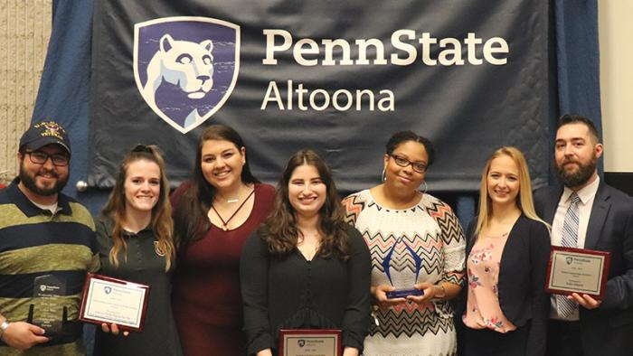 Student Awards - Student Affairs | Penn State Altoona