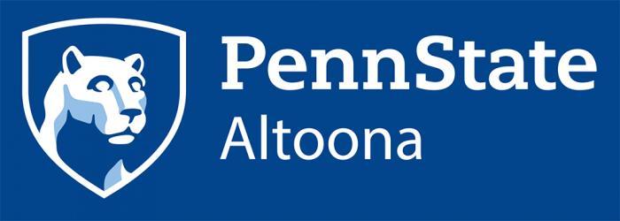 Penn State Altoona Reverse Mark
