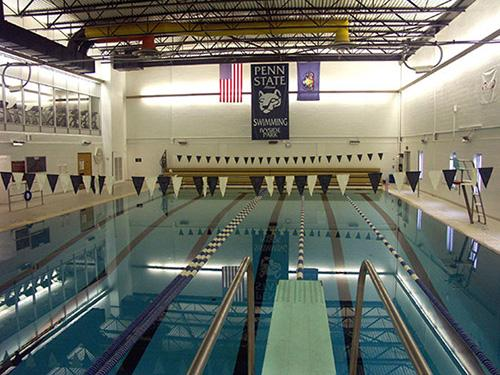 Swimming Pool Recreation Penn State Altoona