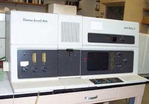 Flame/Graphite Furnace Atomic Absorption Spectrometer (AAS)