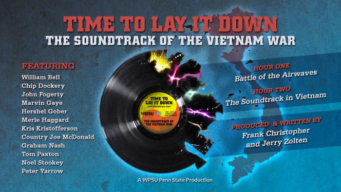 Poster art for Time to Lay it Down