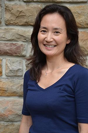 Yuriko Brown headshot