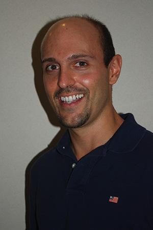 Justin M. Huffman headshot