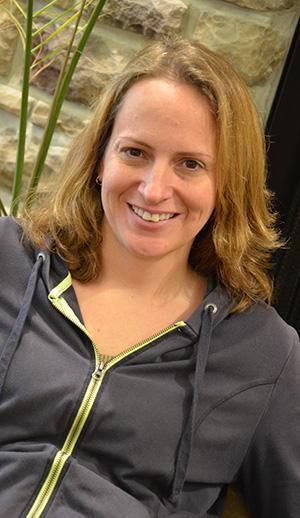 Lara LaDage headshot