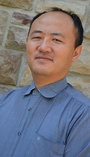 Xiaosong Li headshot
