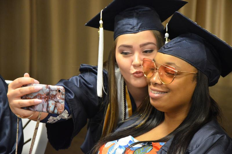 Spring 2017 Commencement