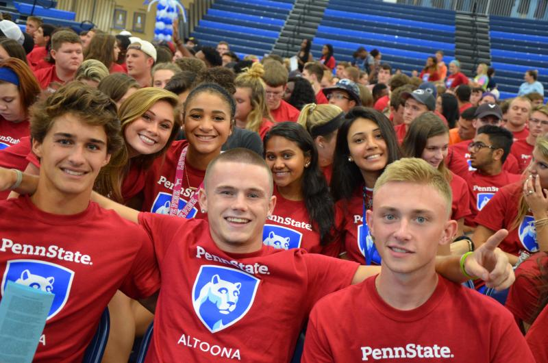 First year students ready for Convocation