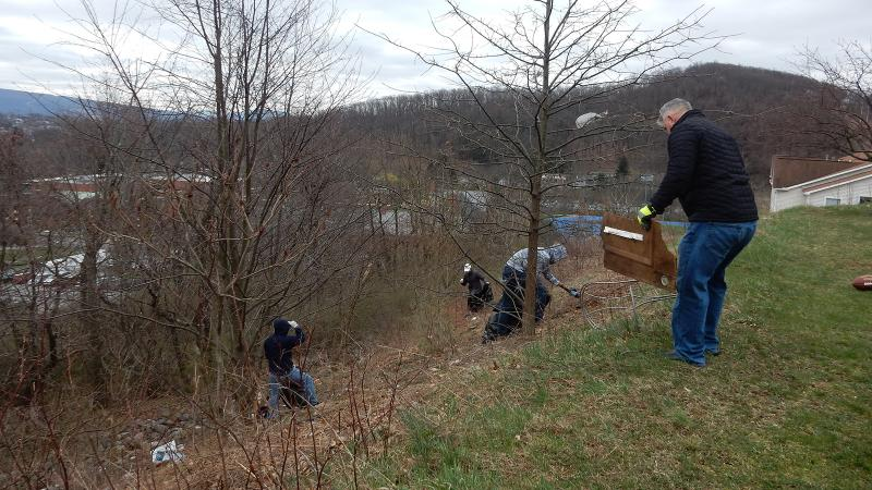 Spring Run and Nittany Pointe Cleanup