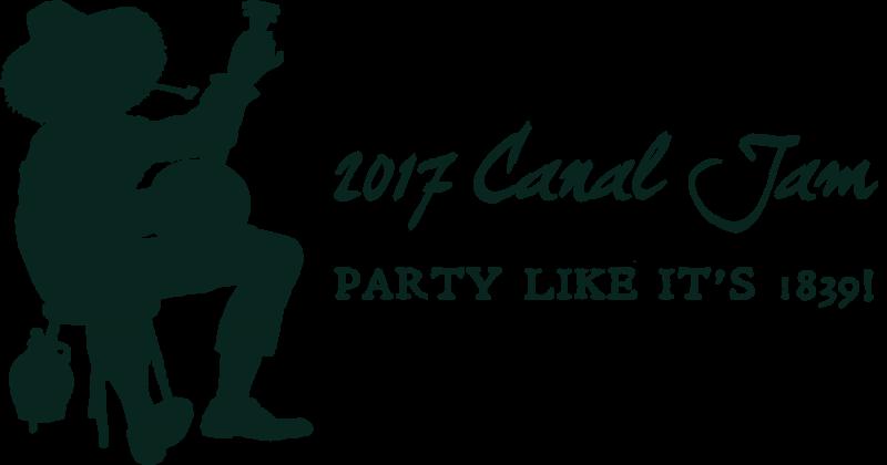 Canal Jam Logo