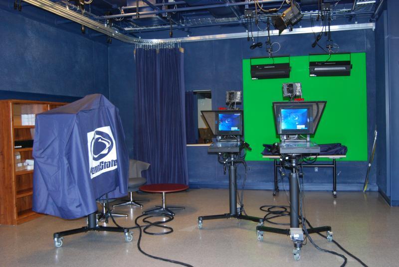 Television Studio, Aaron Building