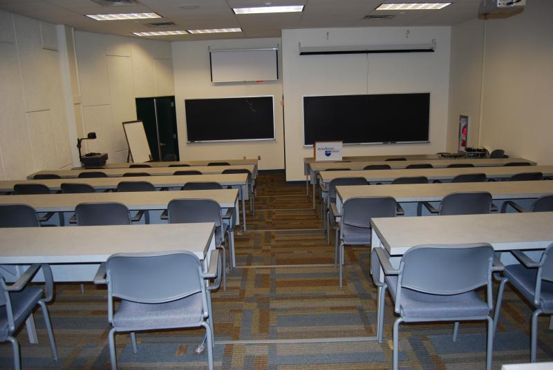 Devorris Center Classroom