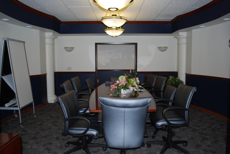 Kazmaier Family Building Conference Room