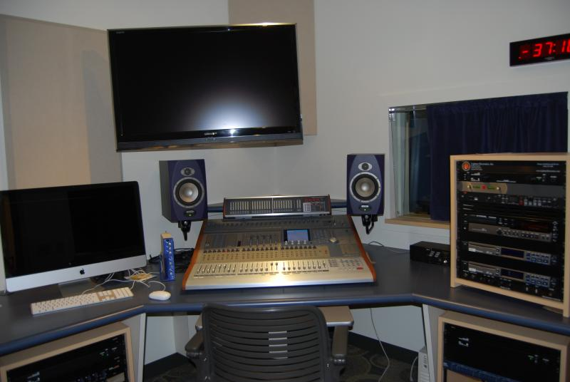 Recording Studio, Aaron Building