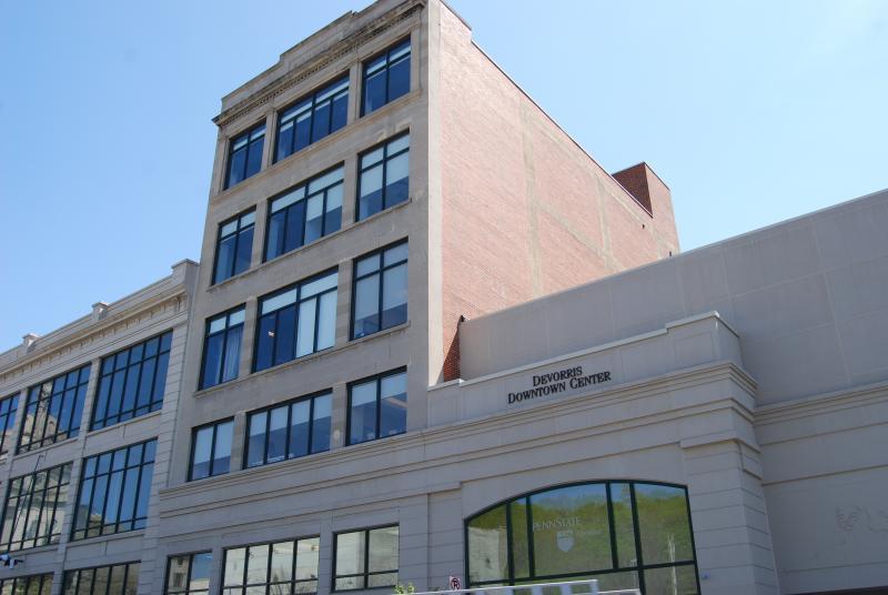 Aaron Building Exterior