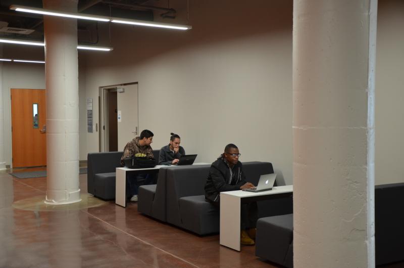 Penn Building Study Area