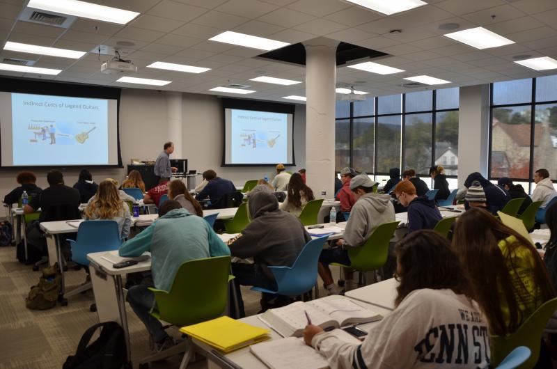 Penn Building Classroom