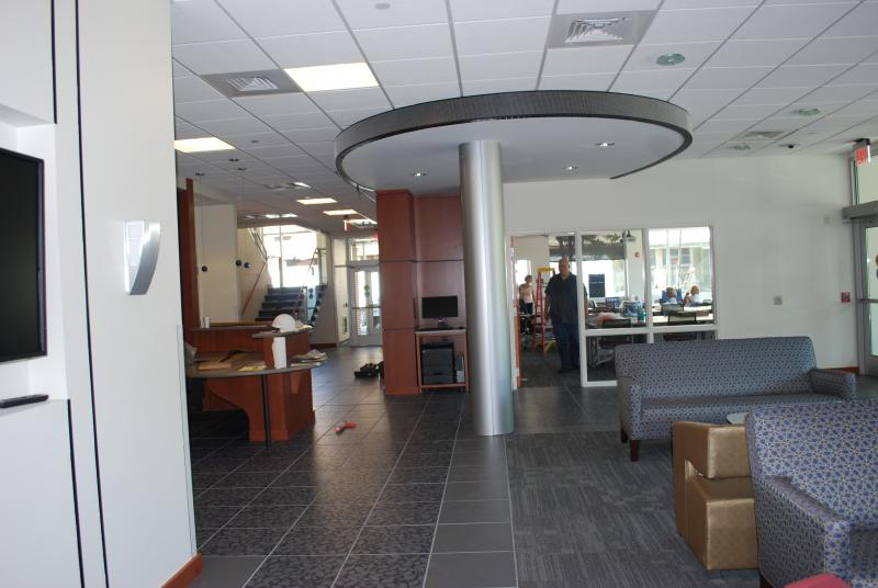 Sheetz Center Lobby