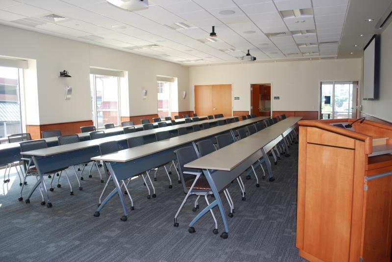 Sheetz Center Classroom