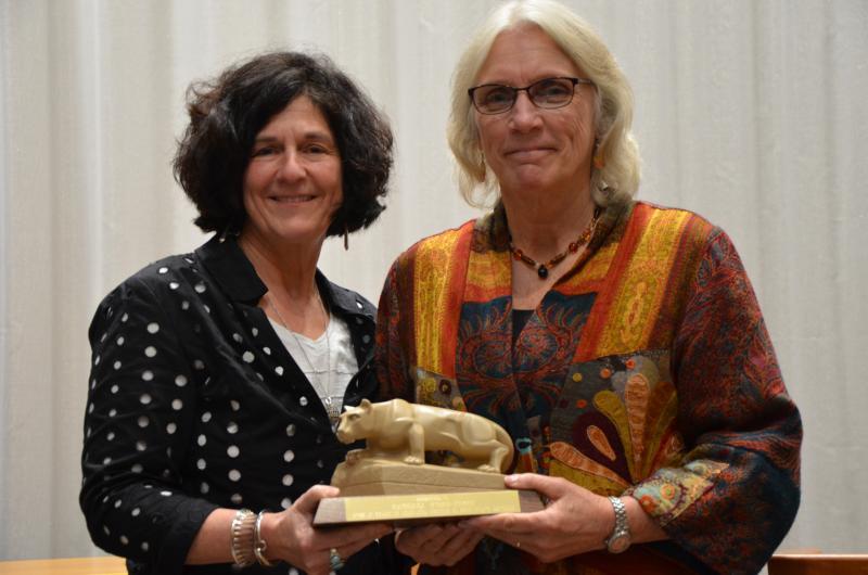 Lori J. Bechtel-Wherry and Barbara Wiens-Tuers