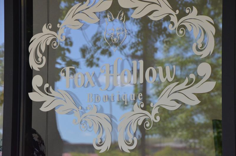 Fox Hollow Boutique Store Front