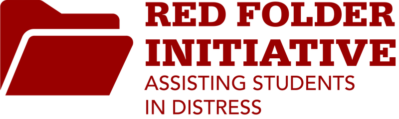 Red Folder Initiative: Assisting Students in Distress