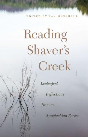 Book Cover: Reading Shaver's Creek