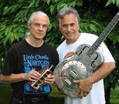 Richard Sleigh and Jerry Zolten