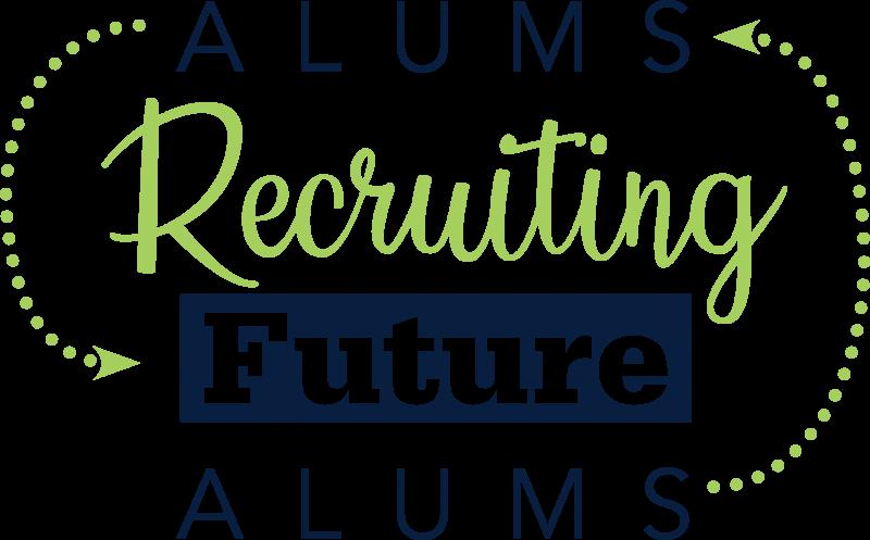 Alums Recruiting Future Alums Mark