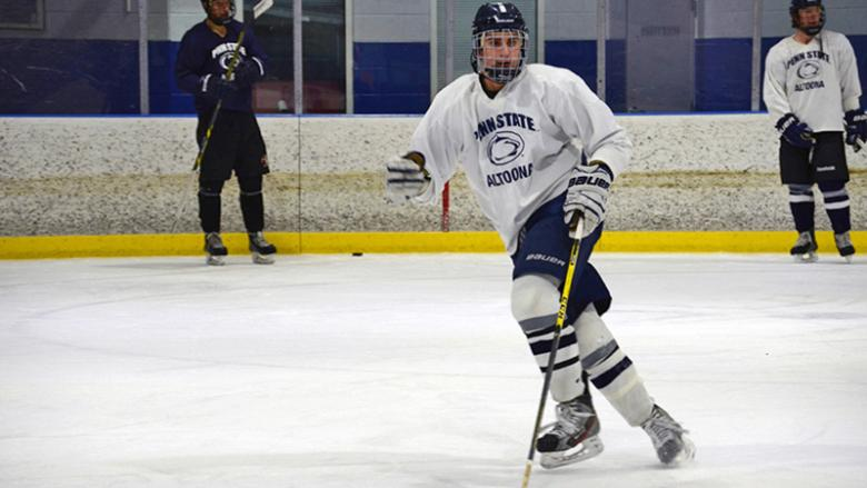Penn State Altoona Ice Hockey