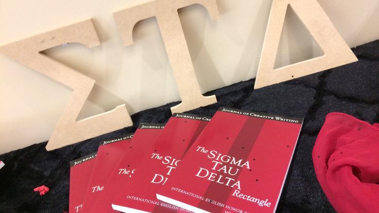 Sigma Tau Delta materials