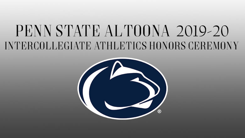 Altoona 2019-2020 Intercollegiate Athletics Honors Ceremony