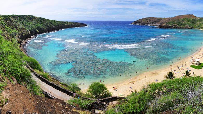 Hawai'i, the island of Oahu