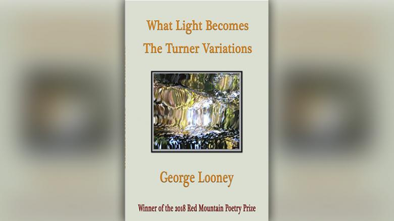 Book Cover: What Light Becomes: the Turner Variations