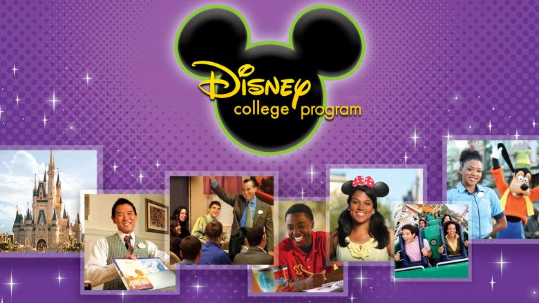 Disney College Program graphic