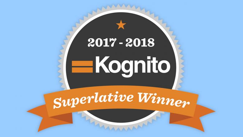 Kognito Superlative Award
